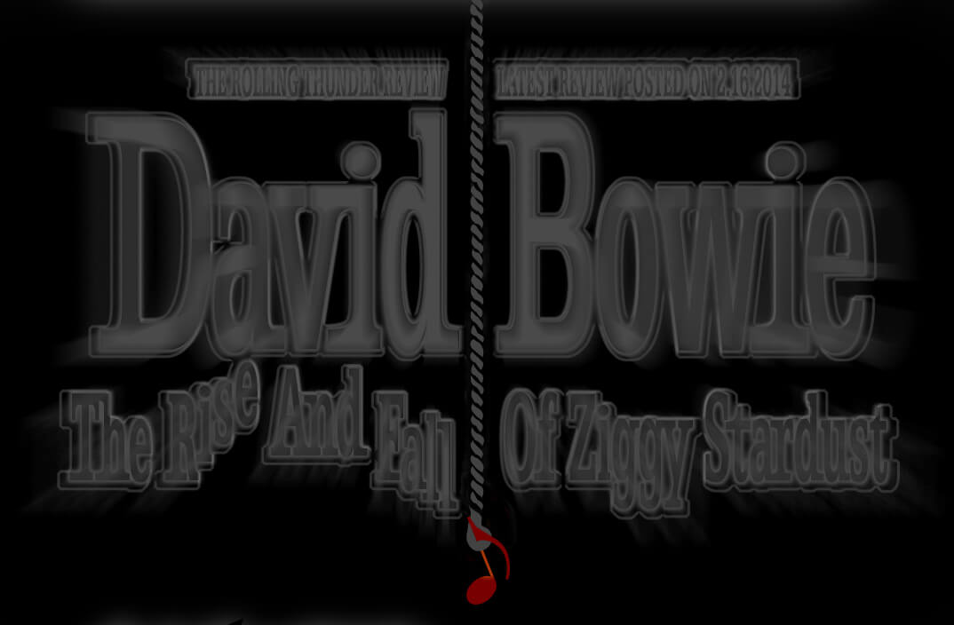 David BowieのThe Rise And Fall Of Ziggy Stardust