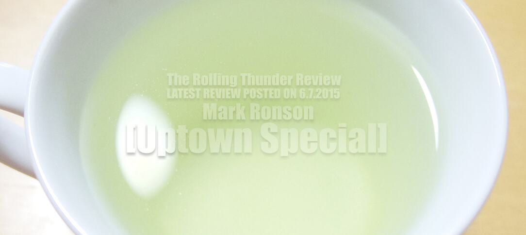Mark RonsonのUptown Special