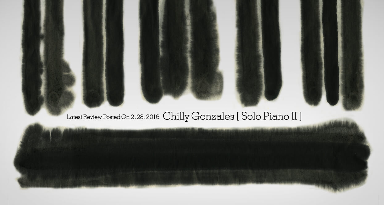 Chilly GonzalesのSolo Piano II